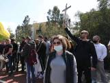 Demonstranten boos over 'satanisch' songfestivallied Cyprus
