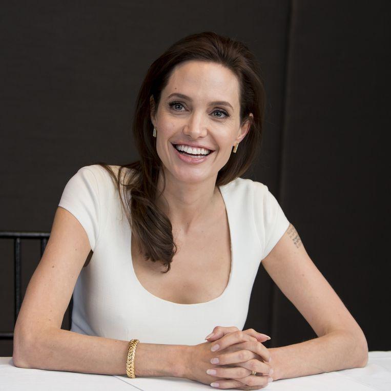 Angelina Jolie. Beeld Corbis