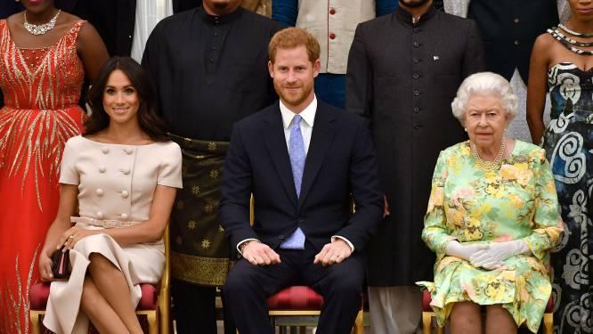 """Prins Harry bracht Queen op de hoogte van naam Lilibet, """"maar hij vroeg geen toestemming"""""""
