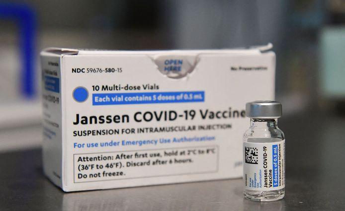Le vaccin Janssen (Johnson & Johnson)