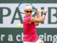 Kirsten Flipkens éliminée au premier tour d'Indian Wells par Caroline Garcia