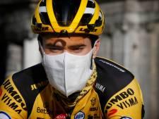 Dumoulin vervolgt Vuelta, maar wel 'in de spaarstand'