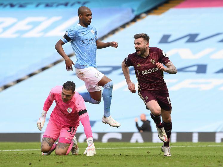 Kansenverhouding van 29-2, maar Leeds stunt met zege bij City