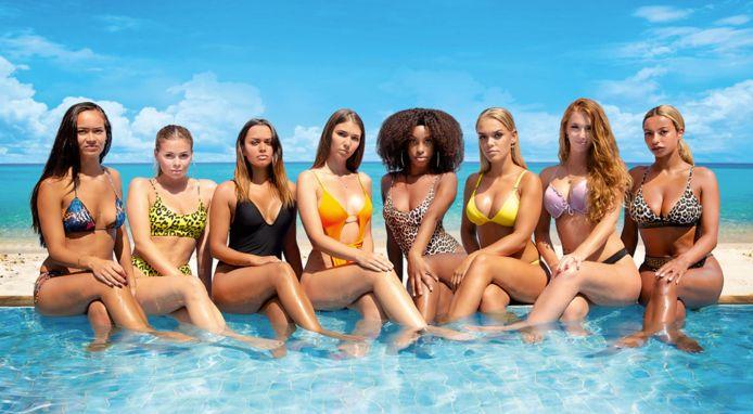 Dit zijn de verleidsters van 'Temptation Island'.