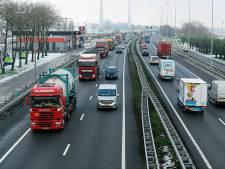A15 zelfs met twee extra rijstroken filegevoelig, zegt Rijkswaterstaat, maar niets doen is geen optie