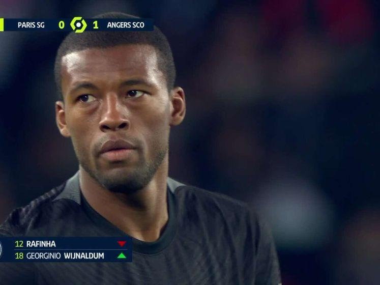 Zonder Neymar en Messi kruipt PSG door het oog van de naald