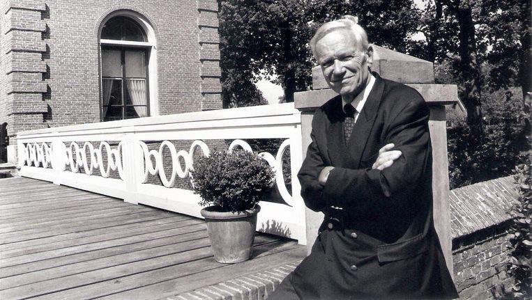W.H.D. Quarles van Ufford Beeld