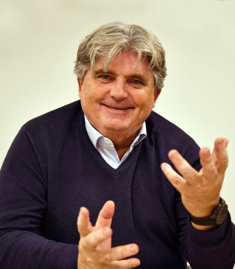 Voorzitter Arie van den Berg (Heinenoord) vreest dat leden gaan weglopen bij voetbalclubs