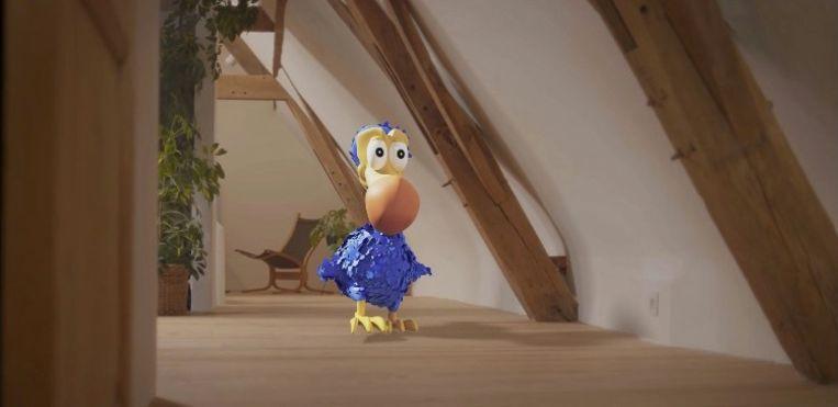 De dodo van Woody en In The Pocket: op je pyjama en in je kamer. Beeld rv