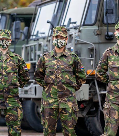 Ze zijn op één hand te tellen, maar wel rete gemotiveerd: de vrouwen bij Defensie