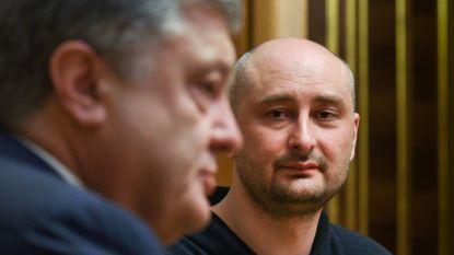 """Oekraïense president verdedigt enscenering van moord op journalist: """"Liever dat Russische geheime diensten hem hadden vermoord?"""""""