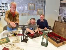 Lekker prutsen met legendarische Meccano: deze zeventigers bouwen de tofste dingen