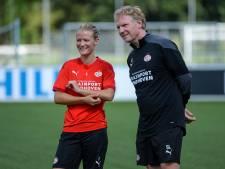 Competitiestart PSV Vrouwen uitgesteld door corona