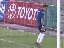 Vietnamees voetbalteam laat tegenstander scoren na onterechte penalty