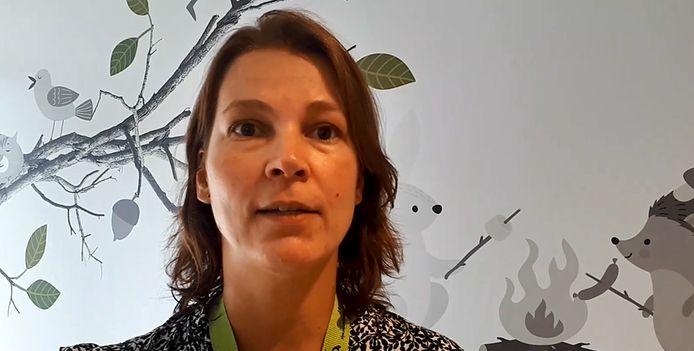 Yvonne Claerhoudt, directeur  van De Sponder