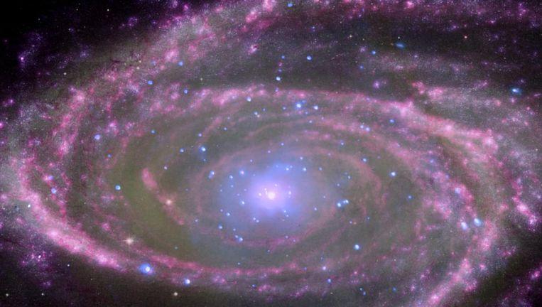 Animatie van een zwart gat door NASA Beeld ANP