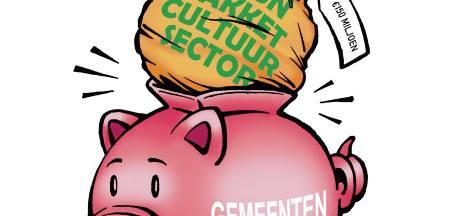 Oproep uit provincie: gemeenten die noodgeld voor culturele sector aan iets anders besteden, moeten aan schandpaal