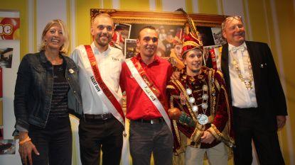 De Meyst en Massi hebben het lintje kandidaat-prins carnaval beet
