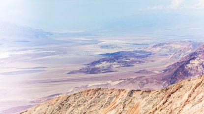 Wondermooi en uniek: gigantisch meer duikt plots op in een van heetste woestijnen op aarde