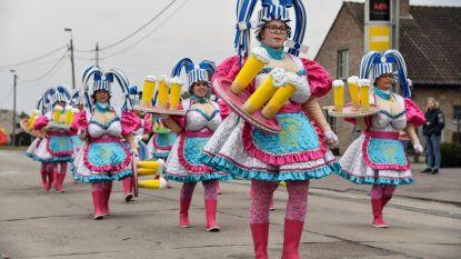 Orde van de Jeinen zorgt voor geslaagd carnaval