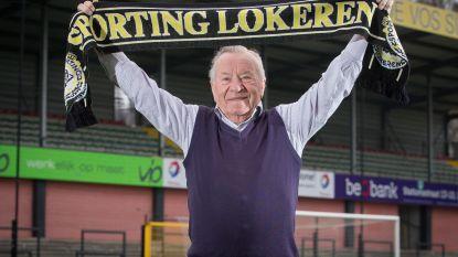 """Willy Peeters, bijna 88, over teloorgang van 'zijn' Sporting Lokeren: """"Dit is een vernedering"""""""