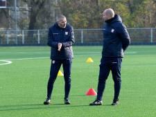 Gezonde spanning, kriebels en veel observeren voor Jan Zoutman bij eerste training met FC Dordrecht