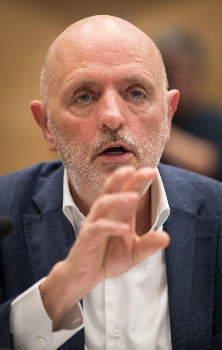 Georges Dallemagne: 'Er is een hypothese dat de Staatsveiligheid Atar heeft gebruikt als informant en dat hij haar in de luren heeft gelegd. Maar waarschijnlijk had ze gewoon niet de middelen om hem te surveilleren.' Beeld BELGA