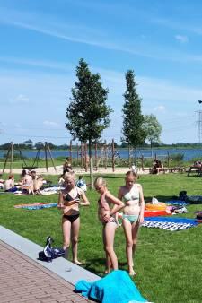Bewoners Gardameer Woerden zijn grote overlast door recreanten meer dan zat