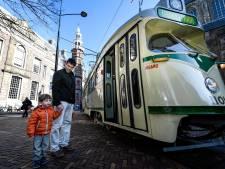 Oude Haagse tram blijkt vol te zitten met asbest: 'Geen zorgen, die van ons zijn gesaneerd'