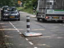 Boslaan Son krijgt betere fietsstroken; ook werk aan de weg naar de Rendac