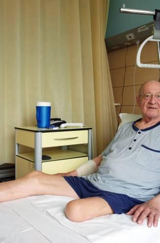 Een piepklein wondje aan zijn teen raakte geïnfecteerd, de gevolgen waren rampzalig: Tony (76) schrijnend voorbeeld van wat uitgestelde zorg aanricht