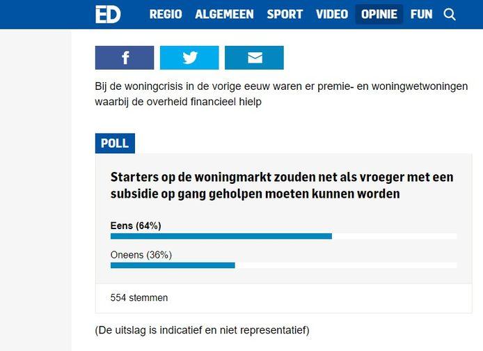 De Stelling op ed.nl