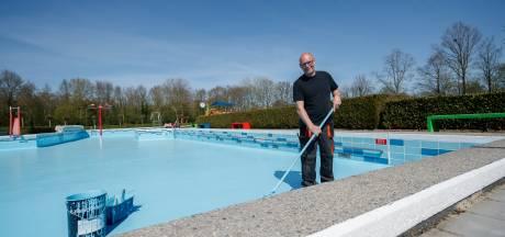 Zwembad Blankershove gaat in mei toch open, 'We hebben verschillende scenario's op de plank liggen'