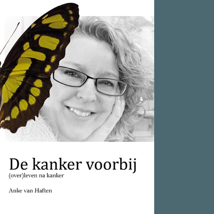 Het nieuwe boek van Anke van Haften