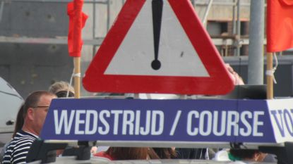 Vier kermiskoersen over aangepast parcours omwille van werken: Tot 14 passages per wedstrijd over N46 tussen Bambrugge en Borsbeke