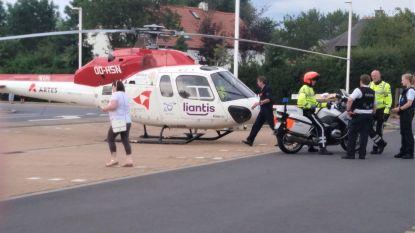 Bewakingsagent van Carrefour zwaargewond na incident met klant die weigert om een winkelkar te nemen