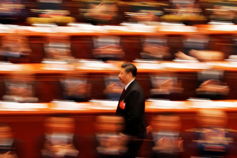 Xi Jinping. Beeld REUTERS