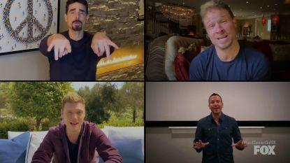 Backstreet Boys weer even samen