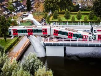"""Experts voorzichtig aan de slag om 'vliegende metro' van walvisstaart te takelen in Nederland: """"Gelukkig is het windstil"""""""