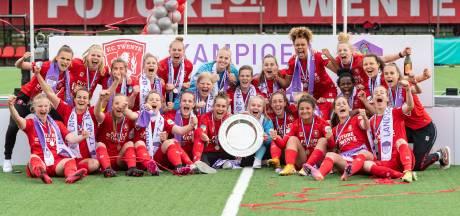 FC Twente Vrouwen weet waar het aan toe is in Champions League