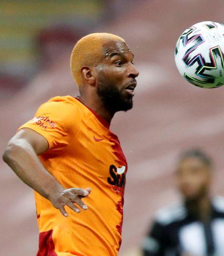 Net geen heldenrol voor Babel: Galatasaray mist Turkse titel op één doelpunt
