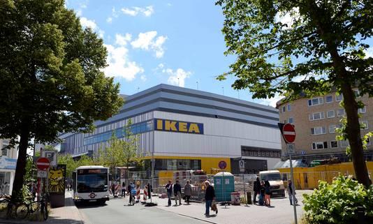 De eerste stadsikea staat in Hamburg en opende in 2014 als proef.