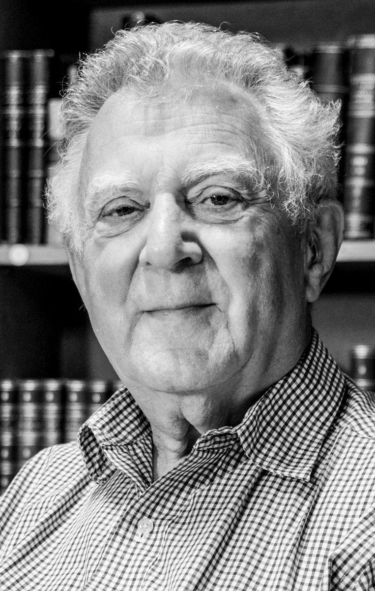 Arnold Heertje, Emeritus hoogleraar economie Beeld Charlotte Odijk