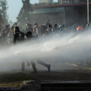 'Ruime meerderheid Chilenen stemt voor wijziging grondwet'