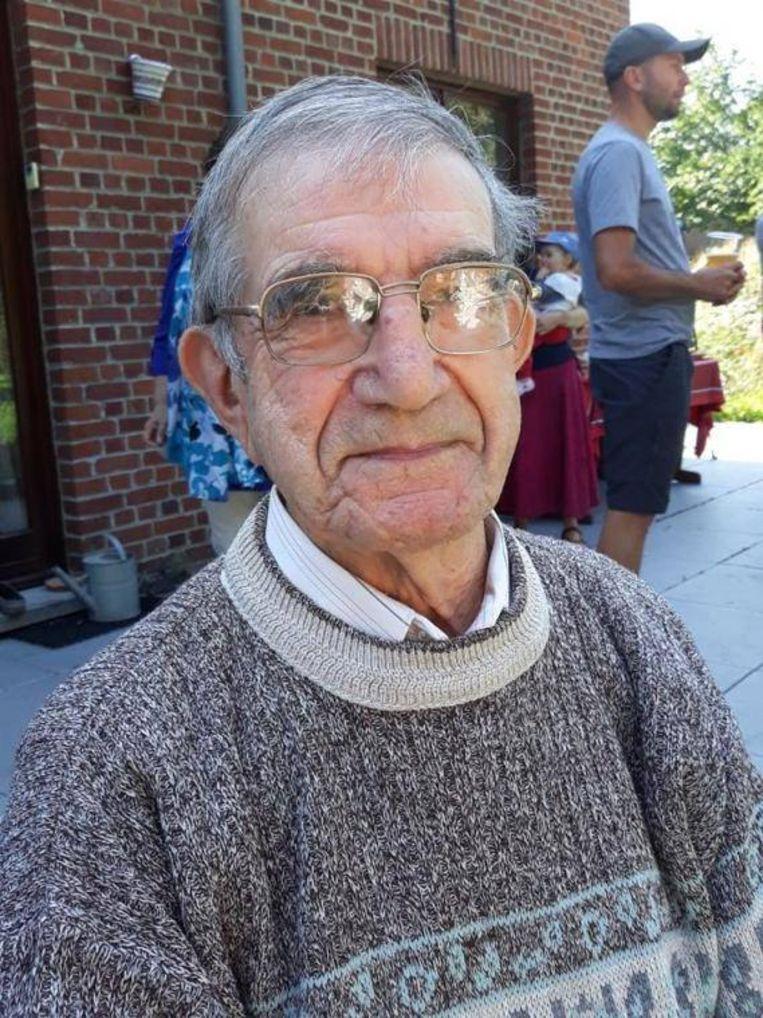 Emile Hansart (Ecolo) stierf op 94-jarige leeftijd.
