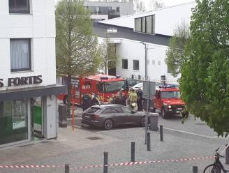 Vals brandalarm bij BNP Paribas Fortis