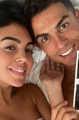 Heuglijk nieuws: Cristiano Ronaldo en Georgina verwachten een tweeling