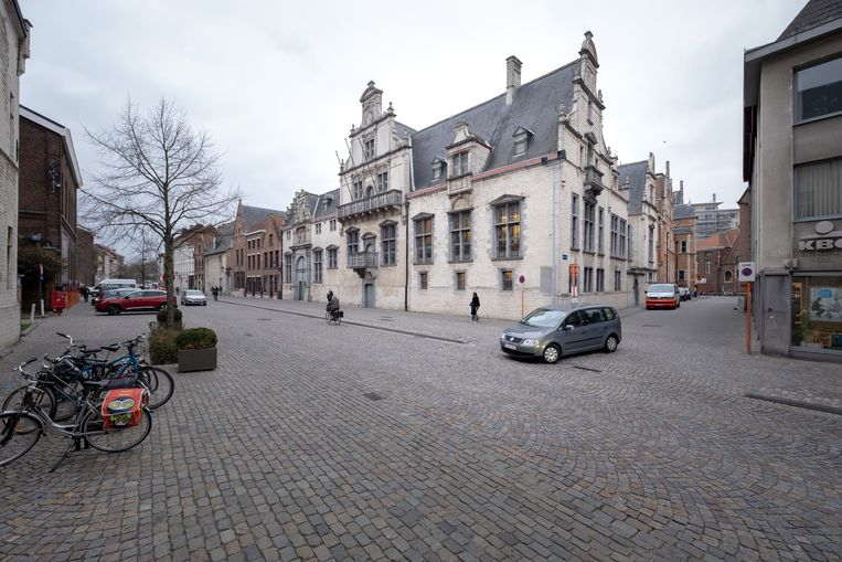 De rechtbank van Mechelen