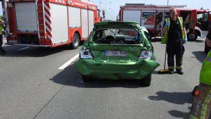 Gewond na aanrijding door truck