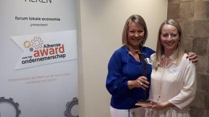 Lingerie Curtres wint de Alkense Award voor het Ondernemerschap 2018